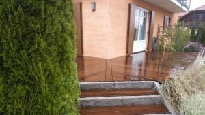 Referenzen Holz - Florian Lehner - Garten und Landschaftsbau in Landshut